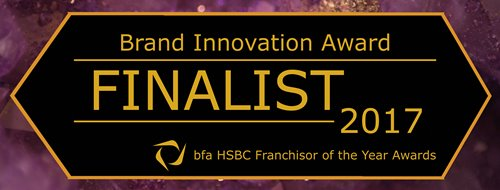InXpress finalists for bfa HSBC Brand Innovation Award  Image