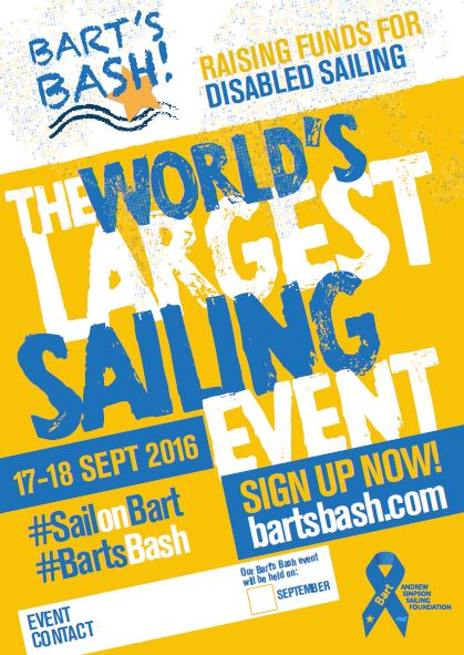 Bart's Bash - the world's largest sailing event Image
